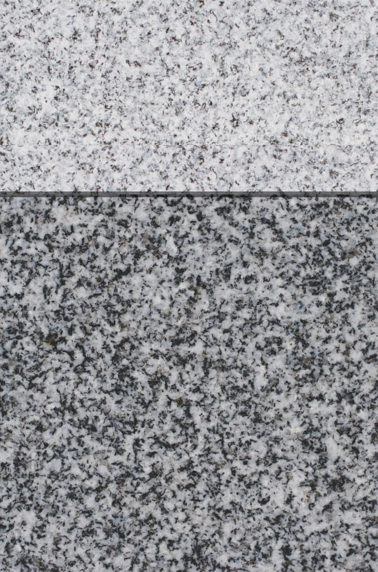 Granite Gallery Rock of Ages: BLUE GRAY®