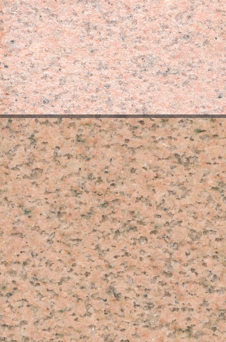 Granite Gallery Rock of Ages: CAMEO ROSE®