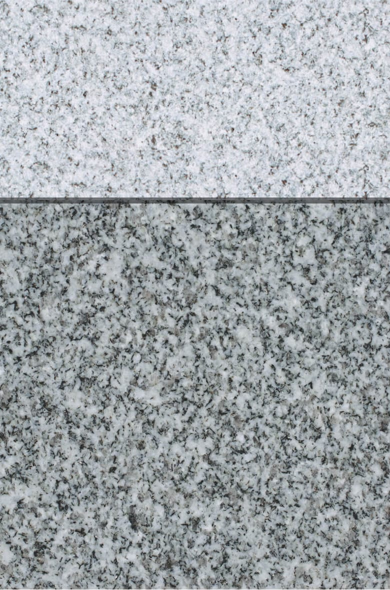 Granite Gallery Rock of Ages: MEDIUM GRAY