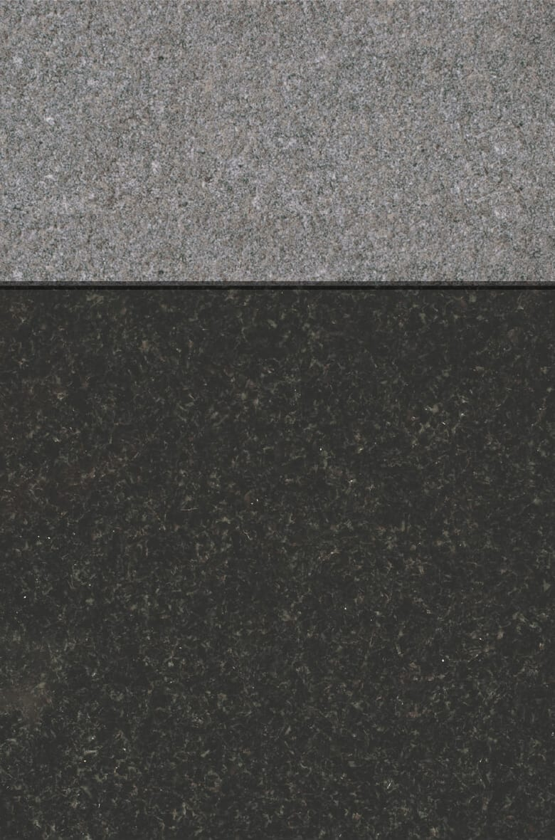 Granite Gallery Rock of Ages: STARLIGHT BLACK