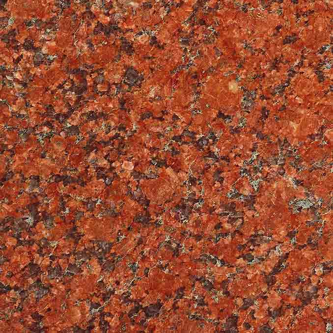 Granite Gallery Rex Wisconsin Red